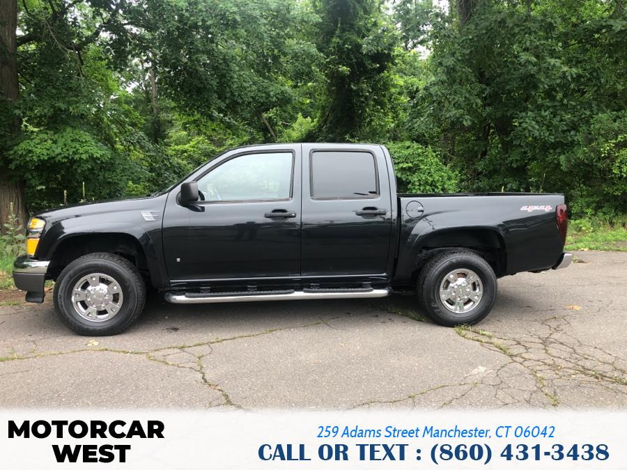 """Used GMC Canyon 4WD Crew Cab 126.0"""" SLT 2008 