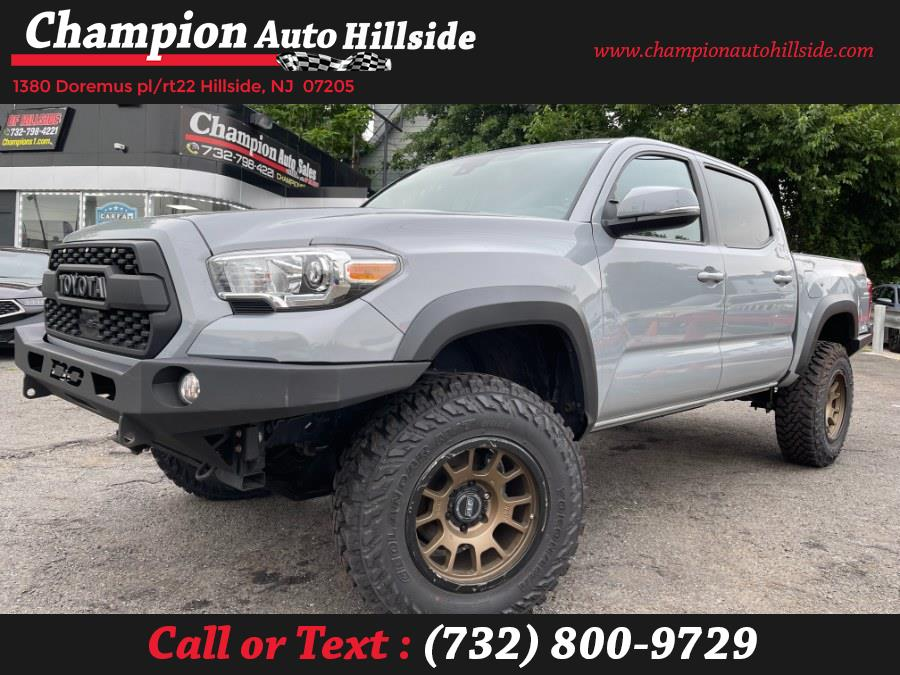 Used 2019 Toyota Tacoma 4WD in Hillside, New Jersey   Champion Auto Sales. Hillside, New Jersey
