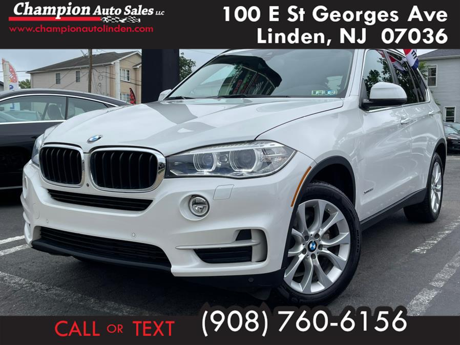 Used 2016 BMW X5 in Linden, New Jersey | Champion Auto Sales. Linden, New Jersey