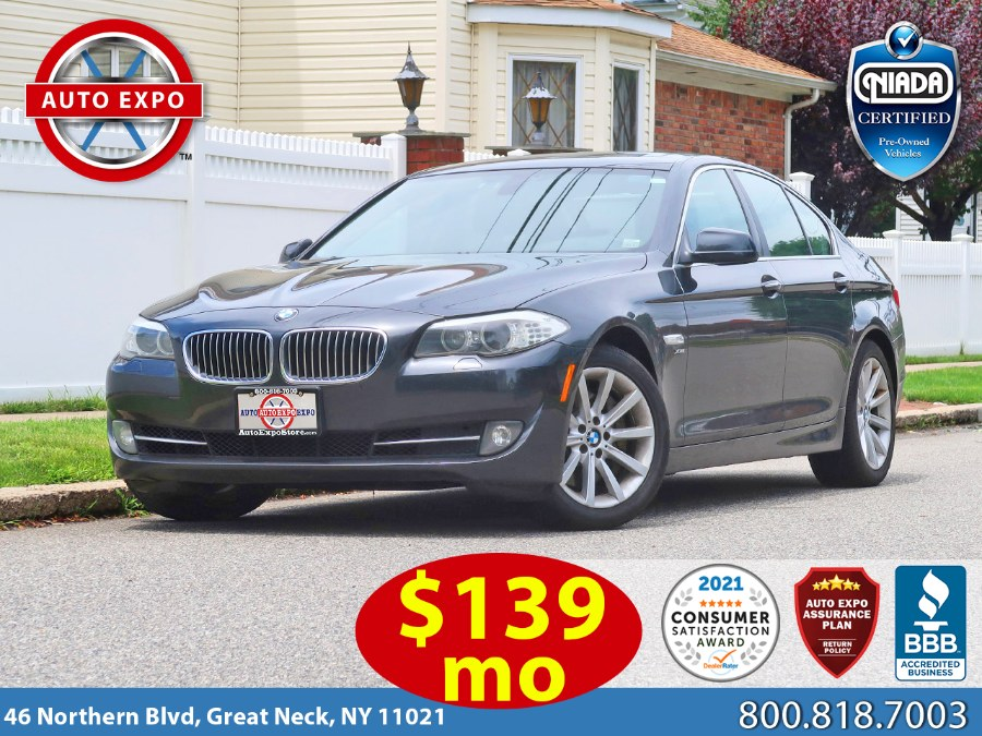 Used BMW 5 Series 535i xDrive 2011 | Auto Expo Ent Inc.. Great Neck, New York