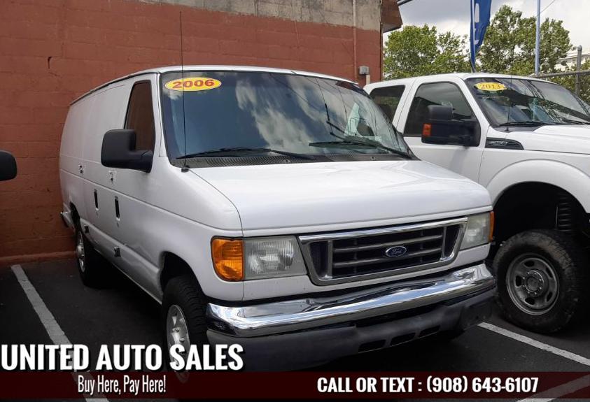 Used Ford Econoline E250 VAN 2006 | United Auto Sale. Newark, New Jersey