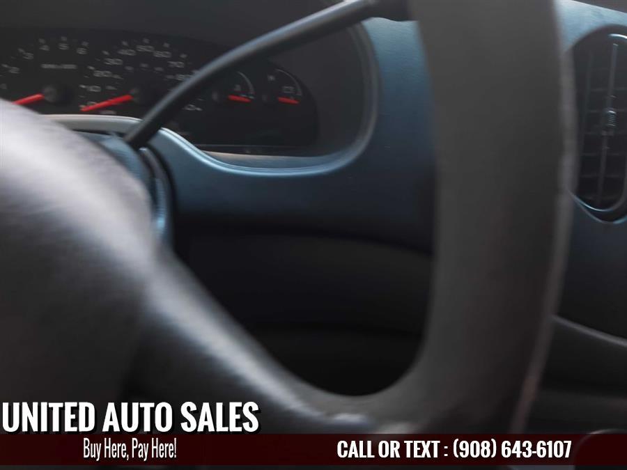 Used Ford Econoline E250 VAN 2006   United Auto Sale. Newark, New Jersey