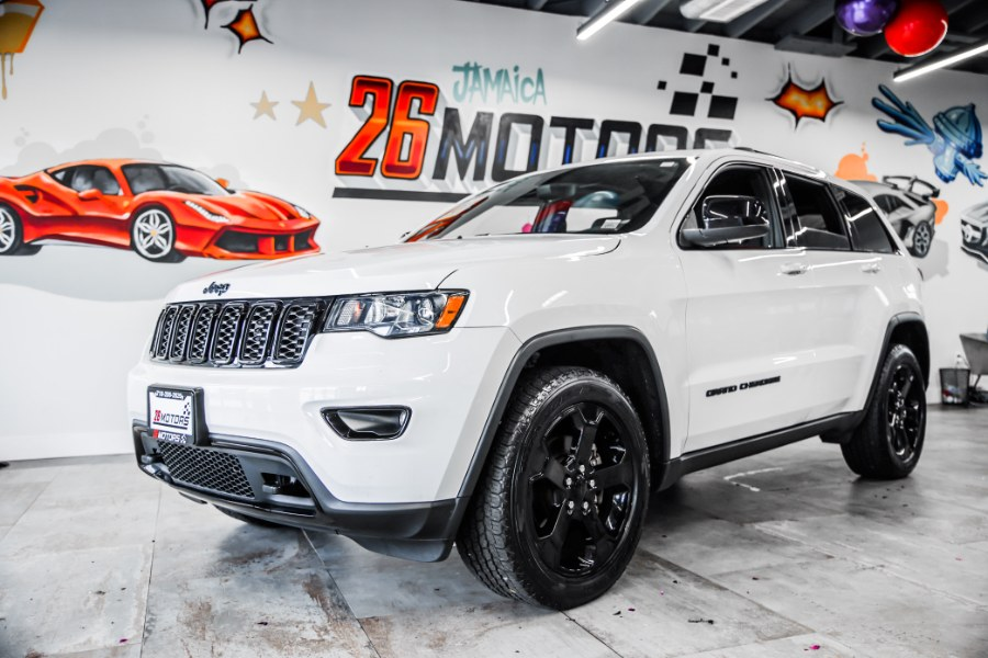 Used Jeep Grand Cherokee Upland Upland 4x4 *Ltd Avail* 2018 | Jamaica 26 Motors. Hollis, New York