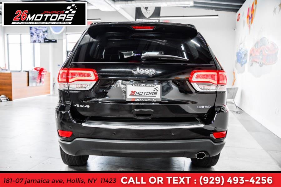 Used Jeep Grand Cherokee Limited Limited 4x4 2018 | Jamaica 26 Motors. Hollis, New York