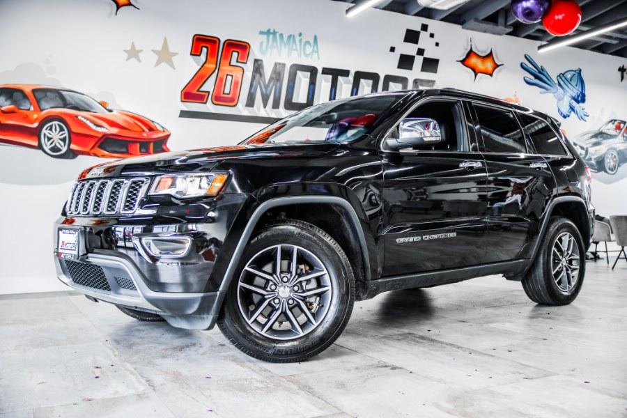 Used 2018 Jeep Grand Cherokee Limited in Hollis, New York | Jamaica 26 Motors. Hollis, New York