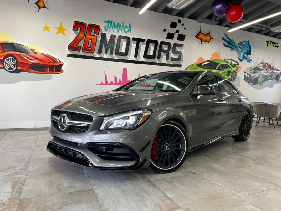 Used Mercedes-Benz CLA ///AMG AMG CLA 45 4MATIC Coupe 2018 | Jamaica 26 Motors. Hollis, New York