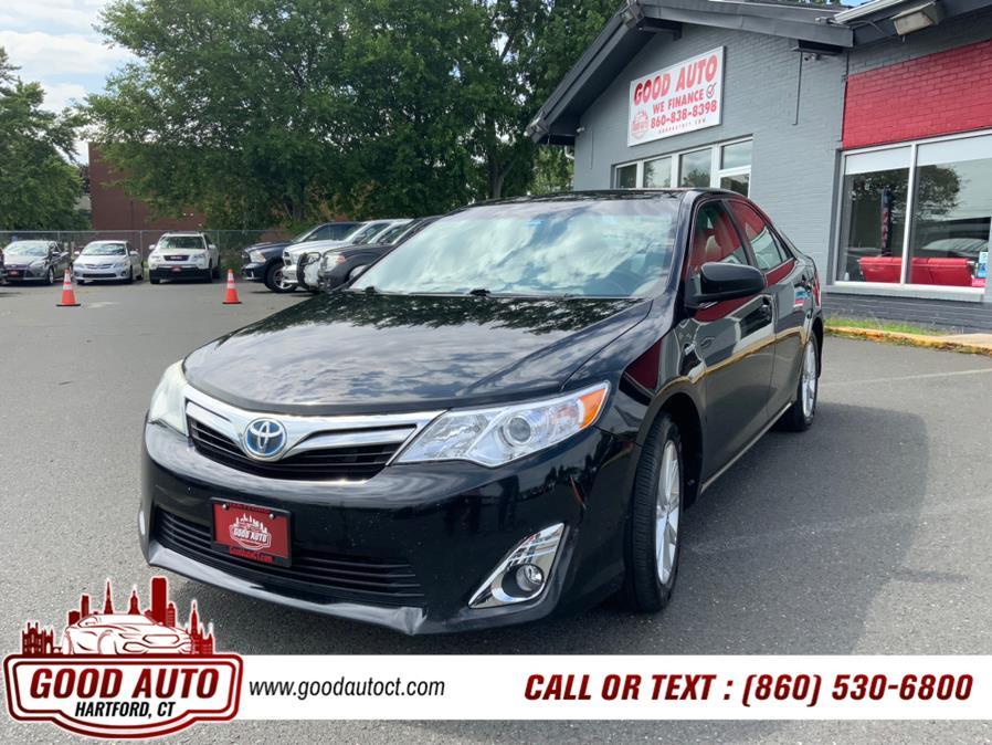 Used Toyota Camry Hybrid 4dr Sdn LE (Natl) *Ltd Avail* 2014   Good Auto LLC. Hartford, Connecticut