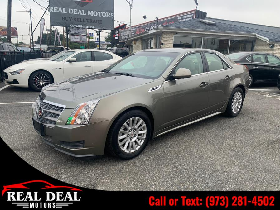 Used Cadillac CTS Sedan 4dr Sdn 3.0L Luxury AWD 2010   Real Deal Motors. Lodi, New Jersey