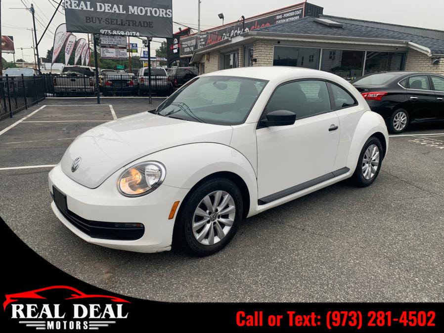 Used Volkswagen Beetle Coupe 2dr Auto 2.5L Entry PZEV *Ltd Avail* 2014 | Real Deal Motors. Lodi, New Jersey