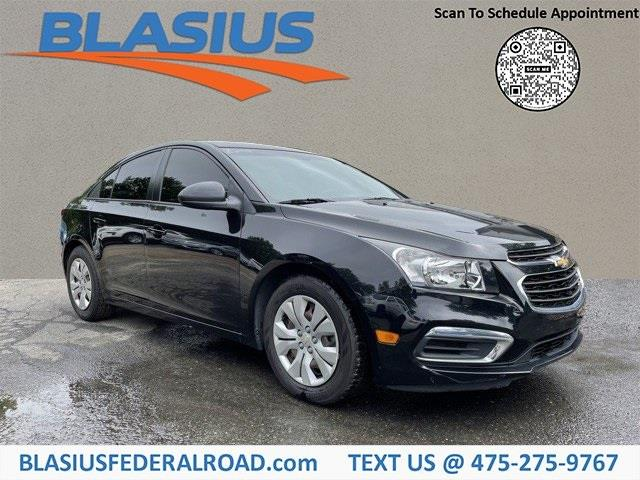 Used Chevrolet Cruze Limited LS 2016 | Blasius Federal Road. Brookfield, Connecticut