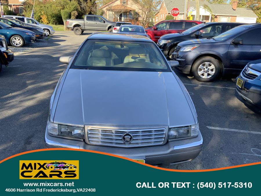 Used Cadillac Eldorado Coupe 2D 1996   Mixcars, Inc. Fredericksburg, Virginia