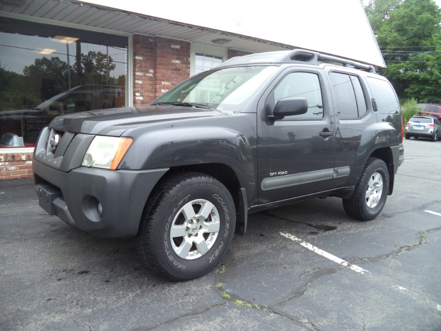 Used 2008 Nissan Xterra in Naugatuck, Connecticut | Riverside Motorcars, LLC. Naugatuck, Connecticut