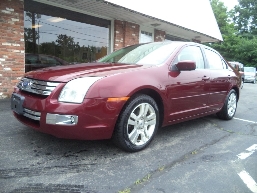 Used 2007 Ford Fusion in Naugatuck, Connecticut   Riverside Motorcars, LLC. Naugatuck, Connecticut