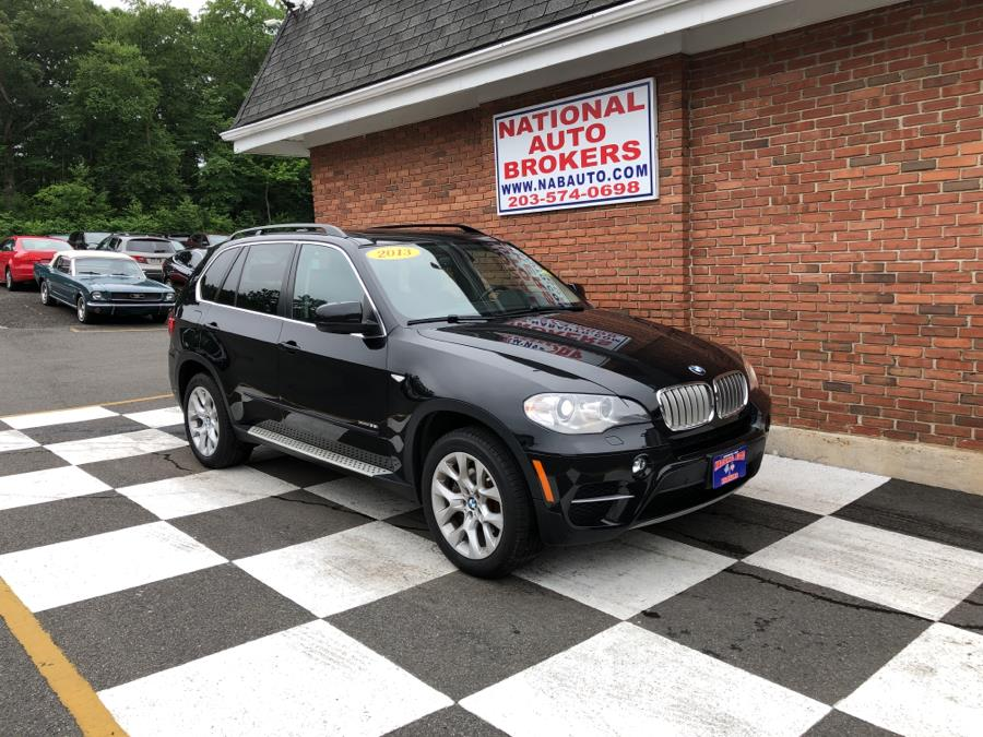 Used BMW X5 AWD 4dr xDrive35i 2013   National Auto Brokers, Inc.. Waterbury, Connecticut
