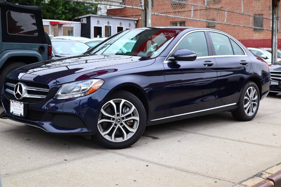 2018 Mercedes-Benz C-Class C 300 4MATIC Sedan, available for sale in Jamaica, NY