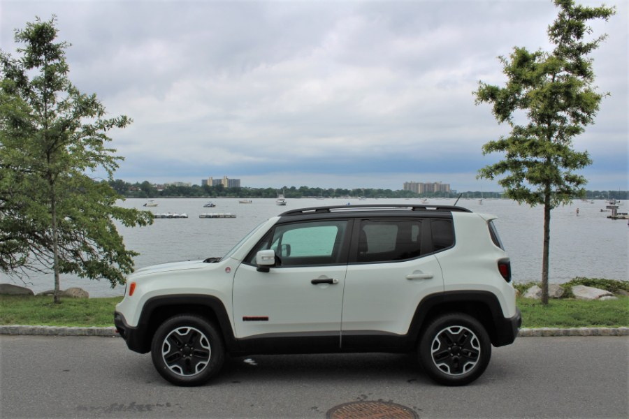 2016 Jeep Renegade 4WD 4dr Trailhawk, available for sale in Great Neck, NY