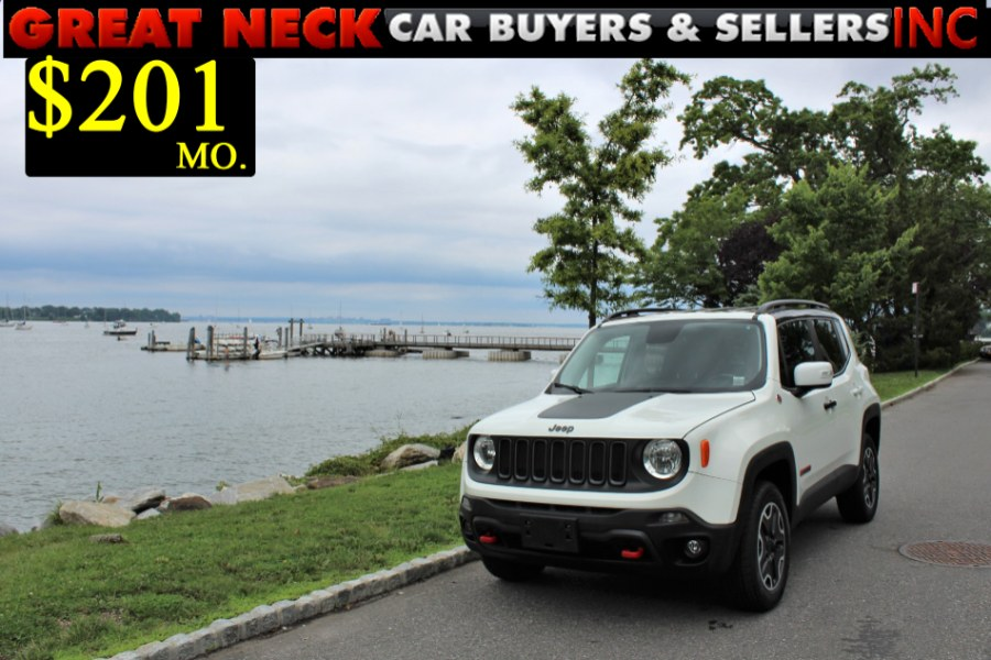 Used 2016 Jeep Renegade in Great Neck, New York