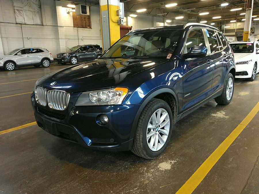 Used 2014 BMW X3 in Brooklyn, New York | Atlantic Used Car Sales. Brooklyn, New York
