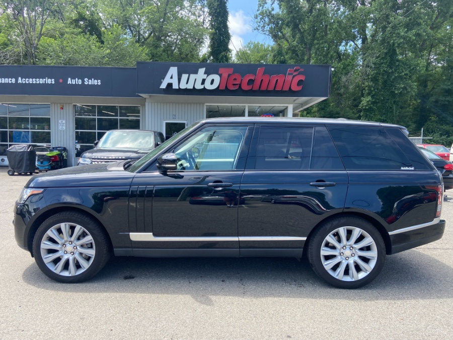 Used 2014 Land Rover Range Rover in New Milford, Connecticut