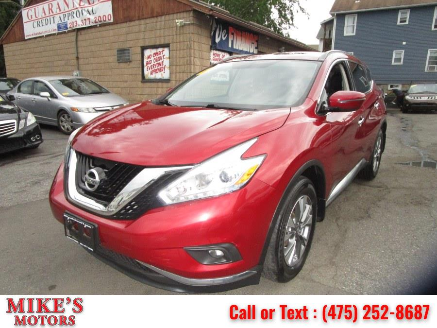 Used 2016 Nissan Murano in Stratford, Connecticut | Mike's Motors LLC. Stratford, Connecticut