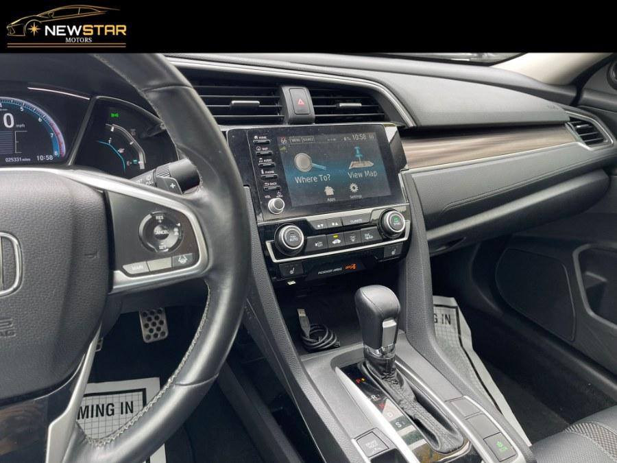 Used Honda Civic Sedan Touring CVT 2019   New Star Motors. Chelsea, Massachusetts