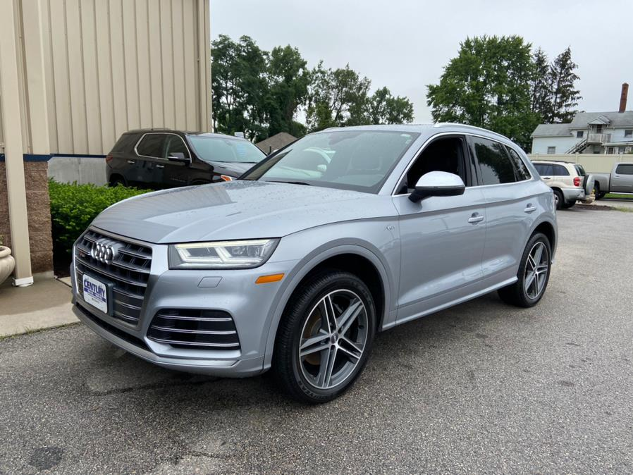 Used 2018 Audi SQ5 in East Windsor, Connecticut | Century Auto And Truck. East Windsor, Connecticut