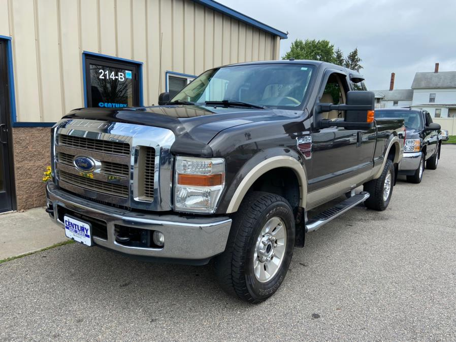 Used 2008 Ford Super Duty F-350 SRW in East Windsor, Connecticut | Century Auto And Truck. East Windsor, Connecticut