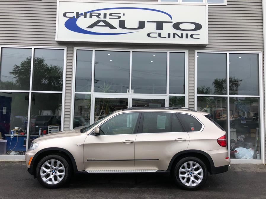 Used BMW X5 AWD 4dr xDrive35i 2013   Chris's Auto Clinic. Plainville, Connecticut