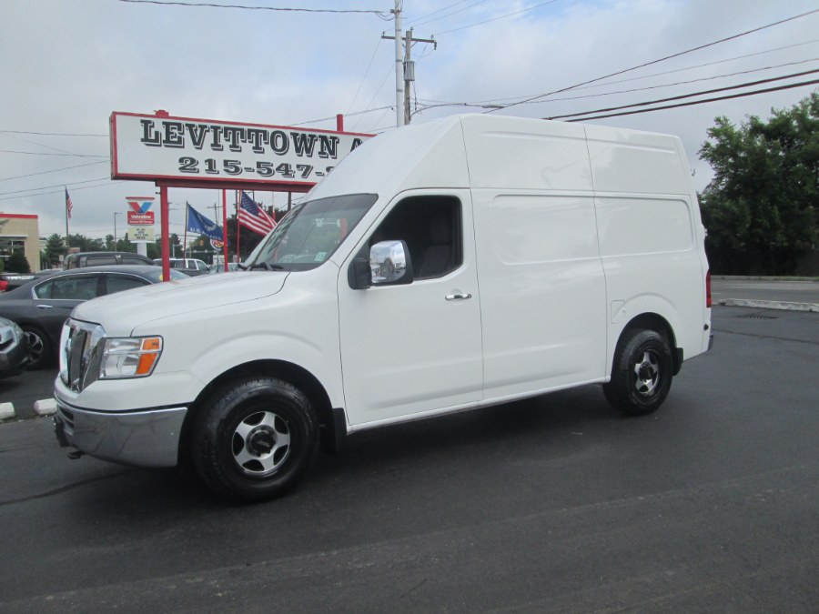 Used 2018 Nissan NV Cargo in Levittown, Pennsylvania | Levittown Auto. Levittown, Pennsylvania