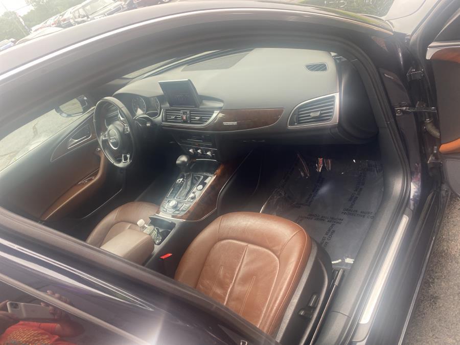 Used Audi A6 4dr Sdn quattro 2.0T Premium Plus 2015 | Newfield Auto Sales. Middletown, Connecticut