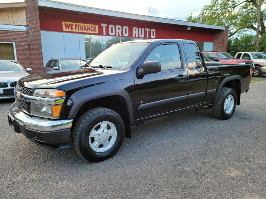 """Used Chevrolet Colorado Ext Cab 125.9"""" WB 4WD LT 2006 