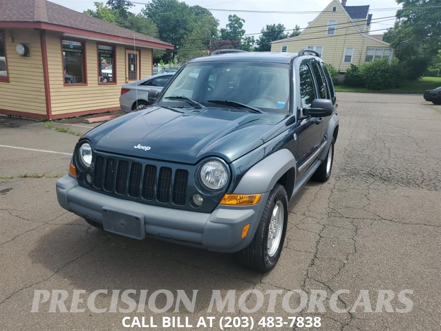 Used 2005 Jeep Liberty in Branford, Connecticut | Precision Motor Cars LLC. Branford, Connecticut