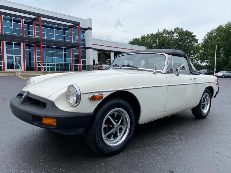 Used MG MGB  1980 | Marsh Auto Sales LLC. Ortonville, Michigan