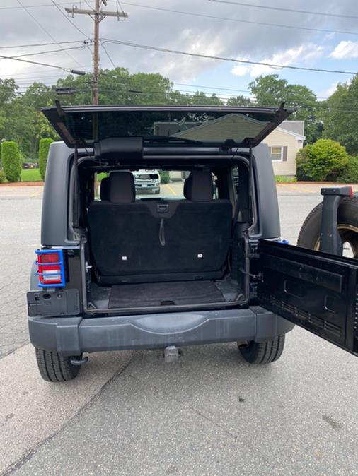 Used Jeep Wrangler 4WD 2dr Willys Wheeler 2015 | New Beginning Auto Service Inc . Ashland , Massachusetts