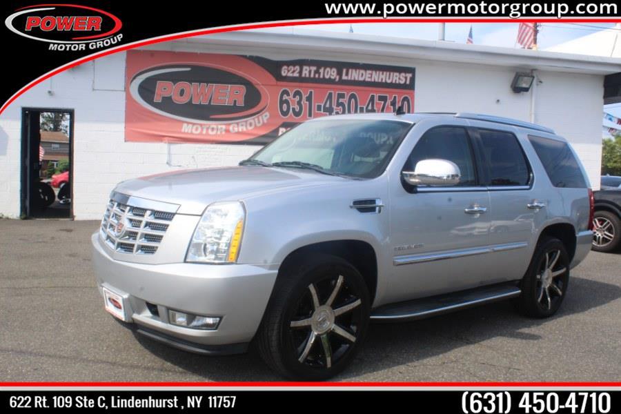 Used Cadillac Escalade AWD 4dr Luxury 2013   Power Motor Group. Lindenhurst, New York