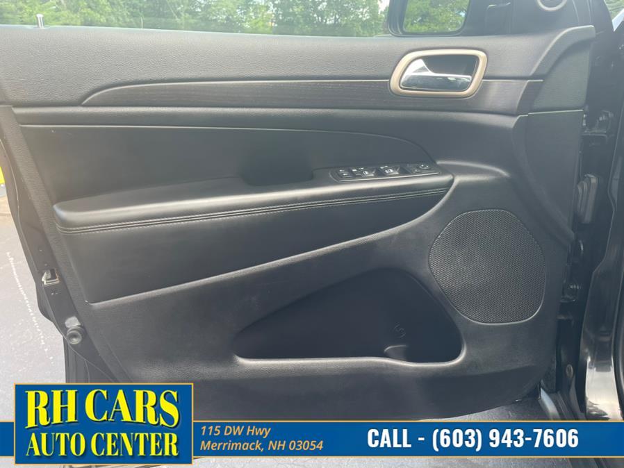 Used Jeep Grand Cherokee 4WD Laredo 2015 | RH Cars LLC. Merrimack, New Hampshire