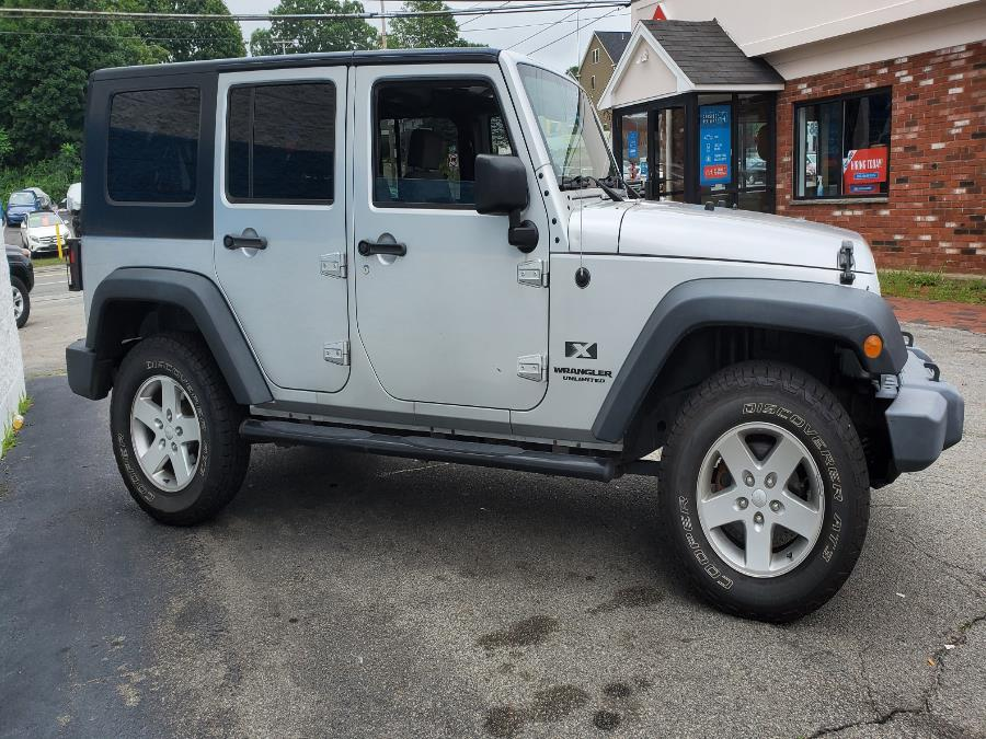 Used Jeep Wrangler Unlimited 4WD 4dr X 2009 | Capital Lease and Finance. Brockton, Massachusetts