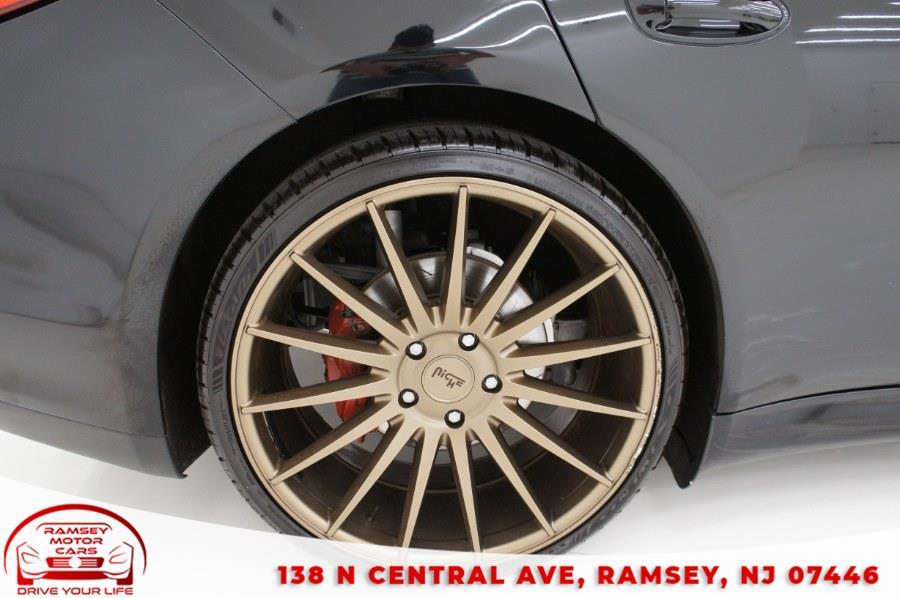 Used Porsche Panamera 4dr HB 4 2012   Ramsey Motor Cars Inc. Ramsey, New Jersey