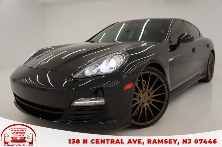 Used 2012 Porsche Panamera in Ramsey, New Jersey | Ramsey Motor Cars Inc. Ramsey, New Jersey