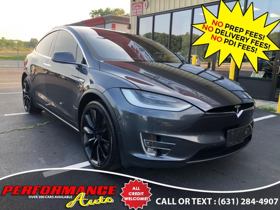 Used 2016 Tesla Model X in Bohemia, New York | Performance Auto Inc. Bohemia, New York