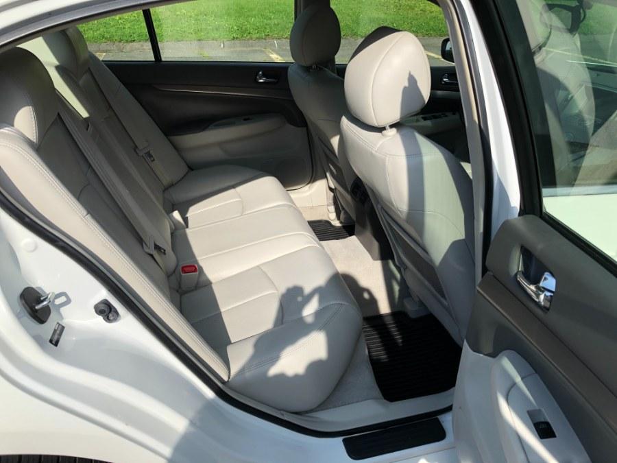 Used Infiniti Q40 4dr Sdn AWD 2015 | Ledyard Auto Sale LLC. Hartford , Connecticut
