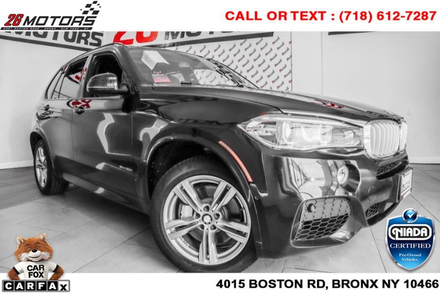 Used BMW X5 xDrive50i Sports Activity Vehicle 2018 | 26 Motors Corp. Bronx, New York