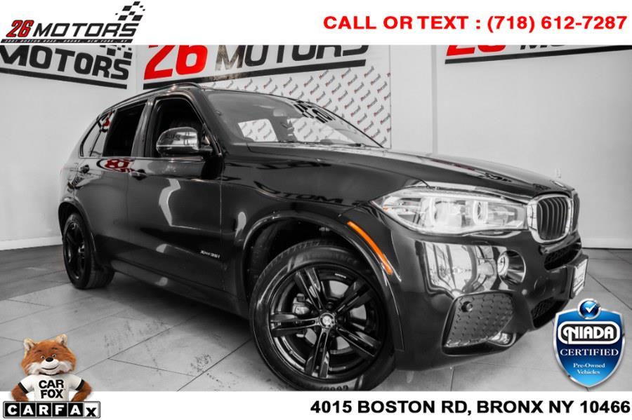Used BMW X5 xDrive35i Sports Activity Vehicle 2017 | 26 Motors Corp. Bronx, New York