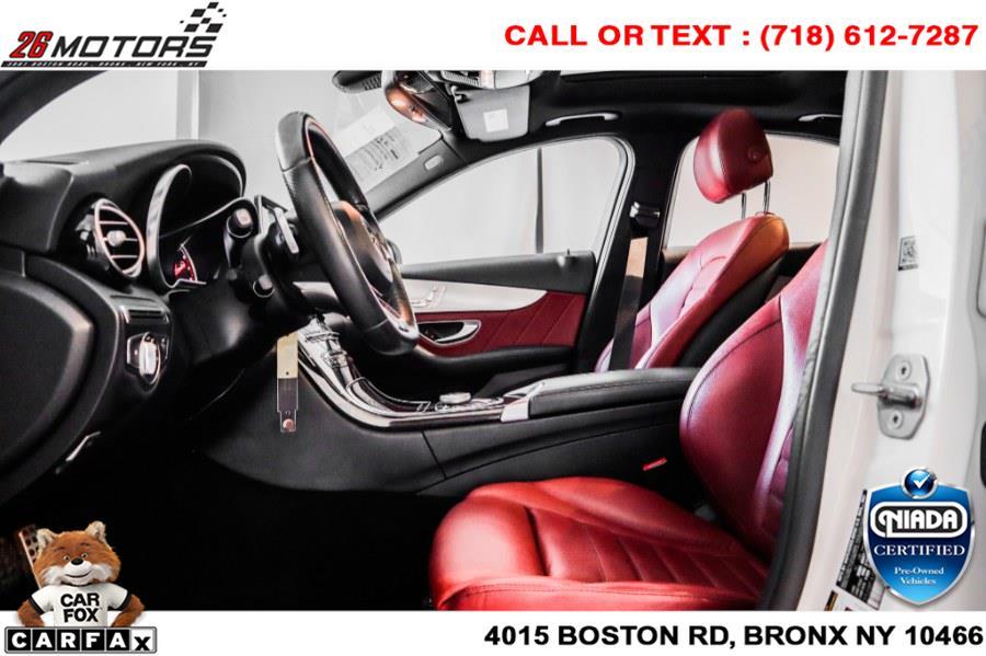 Used Mercedes-Benz C-Class C 300 Sedan 2018   26 Motors Corp. Bronx, New York