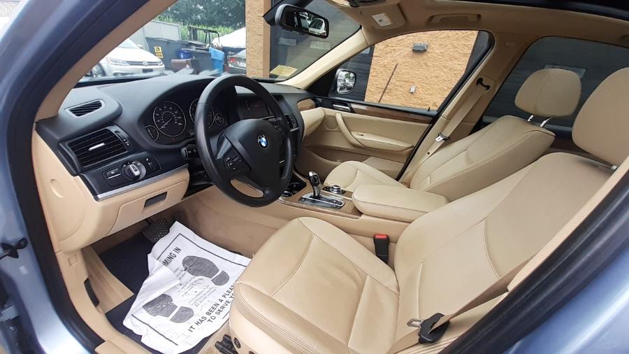 Used BMW X3 AWD 4dr 28i 2011 | Wonderland Auto. Revere, Massachusetts