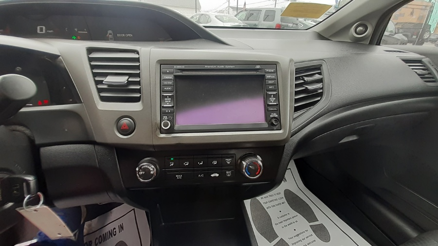Used Honda Civic Cpe 2dr Man Si 2012   Wonderland Auto. Revere, Massachusetts