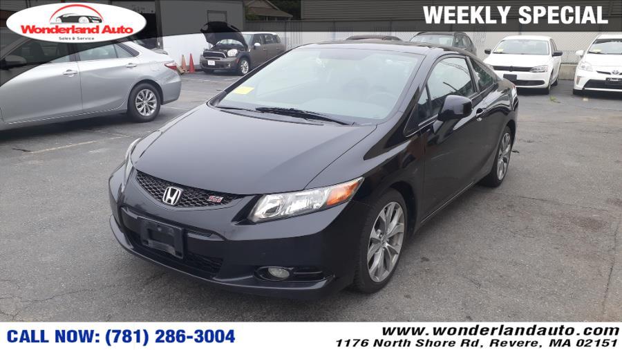 Used 2012 Honda Civic Cpe in Revere, Massachusetts | Wonderland Auto. Revere, Massachusetts