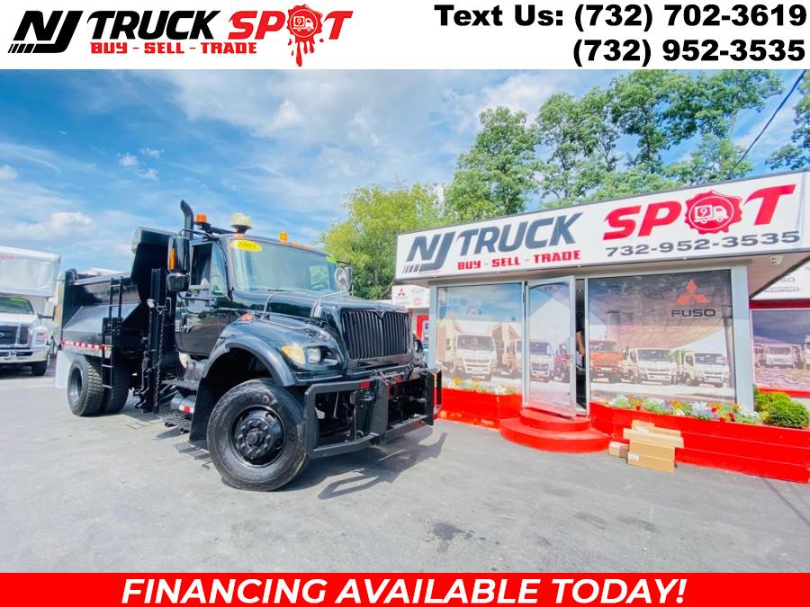 Used 2005 INTERNATIONAL 7600 in South Amboy, New Jersey | NJ Truck Spot. South Amboy, New Jersey