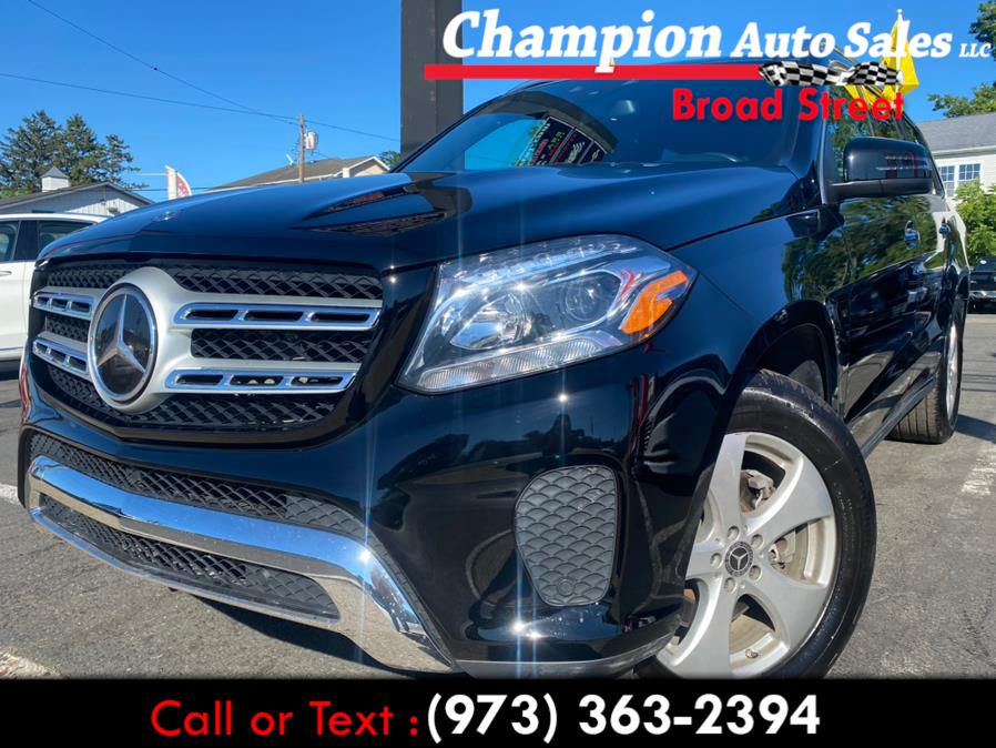 Used 2017 Mercedes-Benz GLS in Newark, New Jersey | Champion Used Auto Sales LLC. Newark, New Jersey