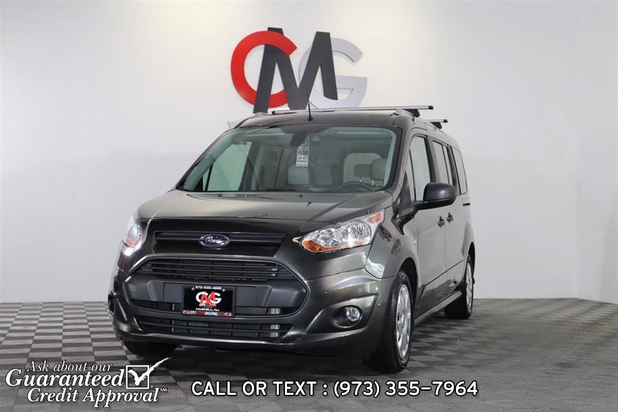 Used 2018 Ford Transit Connect in Haskell, New Jersey | City Motor Group Inc.. Haskell, New Jersey
